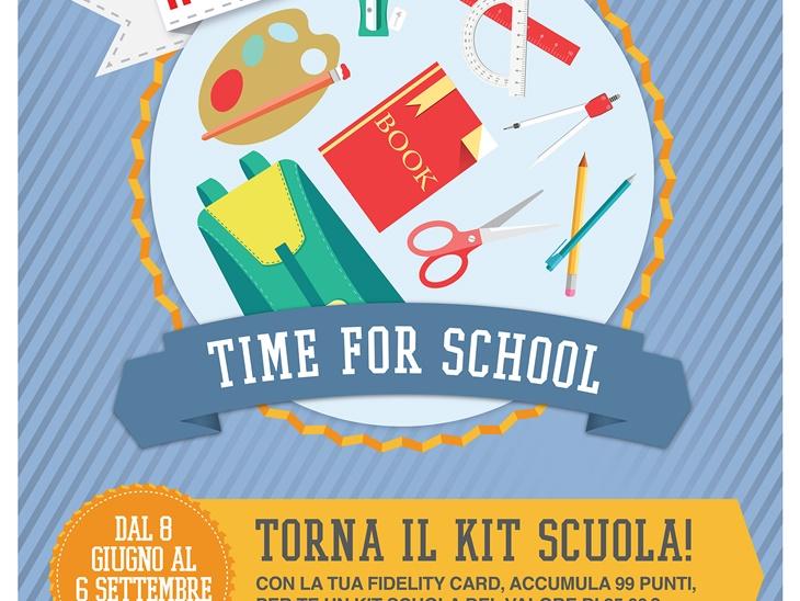 Leggi news | TORNA IL KIT SCUOLA !!!